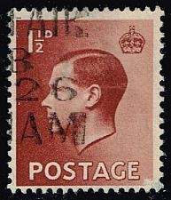 Buy Great Britain #232 King Edward VIII; Used (0.35) (2Stars) |GBR0232-04XRS