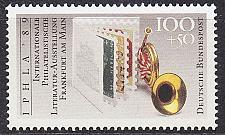 Buy GERMANY BUND [1989] MiNr 1415 ( **/mnh ) Zirkus