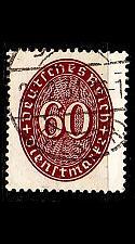 Buy GERMANY REICH Dienst [1927] MiNr 0122 ( O/used )