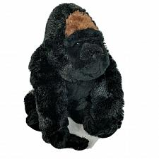 Buy Ganz Webkinz Silverback Gorilla Black Gray Plush Stuffed Animal HM335 8""