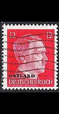 Buy GERMANY REICH Besetzung [Ostland] MiNr 0020 ( O/used ) [01]