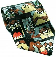 Buy Looney Tunes Stamp Collection Bugs Bunny Taz Postage Stamp Novelty Tie