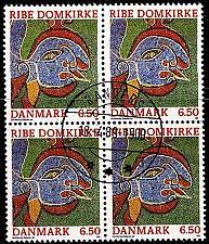 Buy DÄNEMARK DANMARK [1987] MiNr 0893 4er ( O/used ) schön