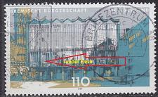 Buy GERMANY BUND [1999] MiNr 2040 I ( O/used ) [01] Plattenfehler