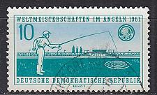 Buy GERMANY DDR [1961] MiNr 0841 ( OO/used ) Sport