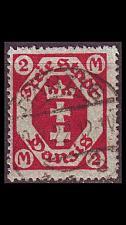 Buy GERMANY REICH Danzig [1922] MiNr 0096 ( OO/used )