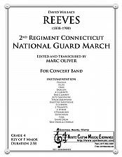 Buy Reeves - 2nd Regiment CT NG March
