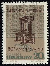 Buy Uruguay **U-Pick** Stamp Stop Box #159 Item 06 |USS159-06