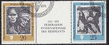 Buy GERMANY DDR [1971] MiNr 1680-81 WZd250 ( O/used )
