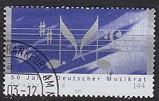 Buy GERMANY BUND [2003] MiNr 2346 ( O/used ) Musik