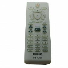 Buy Genuine Philips DVD Player Remote Control RC-2010 Tested Works