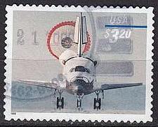 Buy USA [1998] MiNr 3065 ( OO/used ) Weltraum