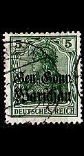Buy GERMANY REICH Besetzung [Polen] MiNr 0008 a ( O/used )