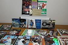 Buy 3 autograph baseball cards, 3 new packs and 50 Bonus cards Free ship gift set