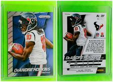 Buy NFL DEANDRE HOPKINS HOUSTON TEXANS 2014 PANINI PRIZM BLUE REFRACTOR SP/50 MINT