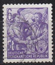 Buy GERMANY DDR [1953] MiNr 0364 ( OO/used )