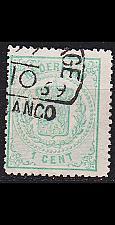Buy NIEDERLANDE NETHERLANDS [1869] MiNr 0015 A ( O/used )