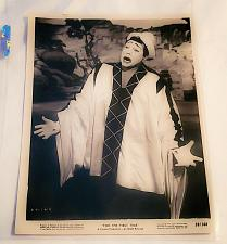 Buy VINTAGE 1959 FOR THE FIRST TIME MOTION PICTURE 8 x 10 PROMO PHOTO 59/168 GD/VG