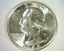 Buy 1944 WASHINGTON QUARTER CHOICE ABOUT UNCIRCULATED+ CH. AU+ NICE ORIGINAL COIN
