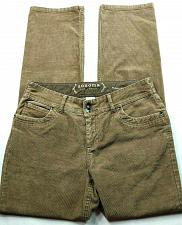 Buy Sonoma Women's Modern Straight Corduroy Jeans Size 6 Reg Stretch Brown Wash