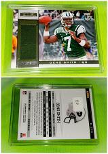 Buy Nfl Geno Smith New York Jets 2013 Panini Rookie Jumbo Jersey Relic Mint