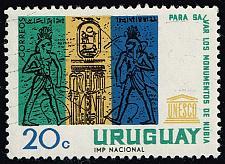 Buy Uruguay **U-Pick** Stamp Stop Box #159 Item 12 |USS159-12