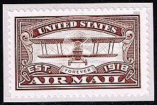 Buy US #5282 Curtiss JN-4H Jenny Biplane; MNH (1.00) (5Stars) |USA5282-05