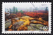 Buy USA [2001] MiNr 3462 BF ( O/used ) Landschaft