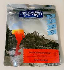 Buy BACKPACKER'S PANTRY SANTA FE STYLE RICE WITH CHICKEN 7.1 OZ 2 SERVINGS SEALED