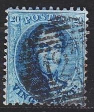 Buy BELGIEN BELGIUM [1863] MiNr 0012 B ( O/used )