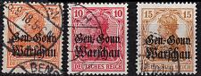 Buy GERMANY REICH Besetzung [Polen] MiNr 0006 ex ( O/used ) [01]