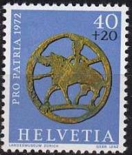 Buy SCHWEIZ SWITZERLAND [1972] MiNr 0974 ( **/mnh ) Pro Patria