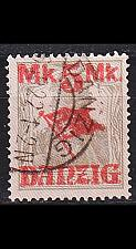 Buy GERMANY REICH Danzig [1920] MiNr 0045 I ( OO/used ) [01]