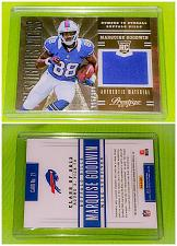 Buy NFL Marquise Goodwin Buffalo Bills 2013 Panini Prestige Rookie Jersey Mint
