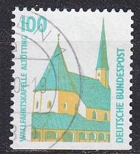Buy GERMANY BUND [1989] MiNr 1406 D ( O/used ) Bauwerke