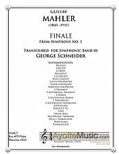 Buy Mahler - Symphony No. 1 Finale
