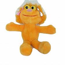 "Buy Sesame Street Zoe Orange Jim Henson Muppet Plush Stuffed Animal 9.5"""