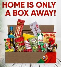 Buy Portuguese food basket gift set Box Free Shipping