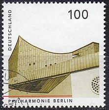 Buy GERMANY BUND [1997] MiNr 1906 ( O/used ) Bauwerke