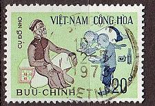 Buy VIETNAM SÜD SOUTH [1972] MiNr 0504 ( O/used )