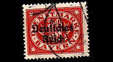 Buy GERMANY REICH Dienst [1920] MiNr 0040 ( O/used )