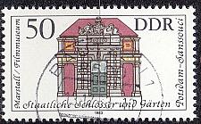 Buy GERMANY DDR [1983] MiNr 2829 ( OO/used ) Architektur