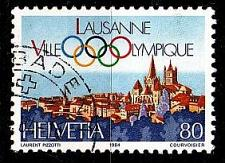 Buy SCHWEIZ SWITZERLAND [1984] MiNr 1269 ( O/used ) Sport