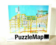 Buy Puzzlemap Chicago 2009 1000 pc Design Ideas Jigsaw Puzzle Factory Sealed