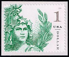Buy US #5295 Statue of Freedom; MNH (2.00) (5Stars) |USA5295-02