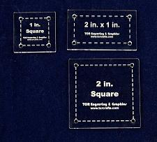 Buy 3 Piece Square/Rectangle Set - Special- Quilting templates