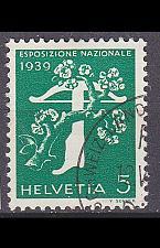 Buy SCHWEIZ SWITZERLAND [1939] MiNr 0352 y ( O/used )