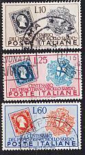 Buy ITALIEN ITALY [1951] MiNr 0845-47 ( O/used )