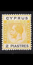 Buy ZYPERN CYPRUS [1925] MiNr 0105 ( */mh )