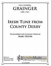 Buy Grainger - Irish Tune from Country Derry (Clar)